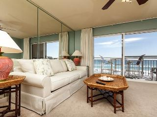 PI 309: Beach front! WiFi, very nice one bedroom!,Free Beach Service - Fort Walton Beach vacation rentals