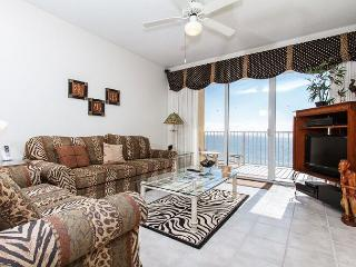 GD 603:Beachfront,top floor2BDRM,WiFi,great furnishings,amazing view,bch svc - Fort Walton Beach vacation rentals