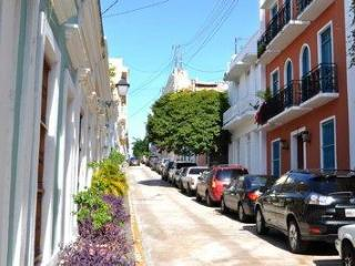 Old San Juan with Terrace Next to Gobernor House - San Juan vacation rentals