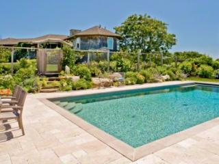 HILLTOP HOUSE WITH WATER VIEWS AND POOL - AQ GGIB-15 - Aquinnah vacation rentals