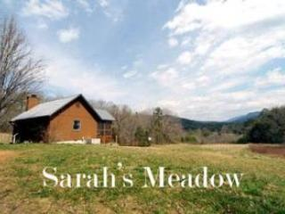 Sarah's Meadow Cabin - Townsend vacation rentals