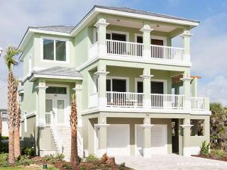 Dancing Dolphin, 6 bedrooms, Ocean Views, elevator, pool, spa - Palm Coast vacation rentals