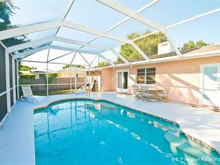 Bayshore Home, Heated Pool, Wifi & HDTV, on Venice Island - Venice vacation rentals