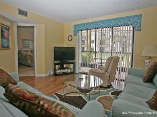 Ocean Village P16, Ground Floor Unit, Wifi, 2 pools, tennis - Florida North Atlantic Coast vacation rentals