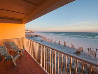 Ocean Front Condo Amazing view of Gulf of Mexico - Panama City Beach vacation rentals