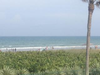 Relaxing Beach Condo with Ocean View - Cocoa Beach vacation rentals