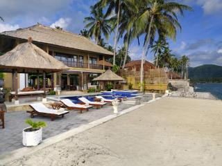 Villa Talia Vashti -Oceanfront Villa with Own Pool - Candidasa vacation rentals