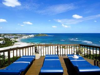 SEA STAR... amazing views, refreshingly tranquill 3 BR villa in Dawn Beach Estates - Dawn Beach vacation rentals