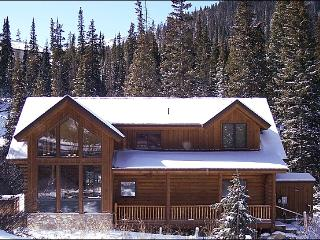 Recently Updated Log Cabin - Near Blue River (13335) - Breckenridge vacation rentals