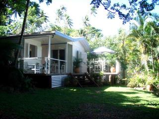 Bayside Bure.....beachy living at a peachy price!! - Fiji vacation rentals