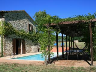 Secluded, restored mill with private pool, Umbria - Gualdo Cattaneo vacation rentals