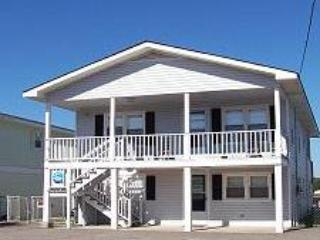 Exterior of home. - 5 Br, 4 Ba, Private Pool, Inlet View, Dock - Garden City Beach - rentals