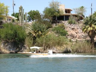 Showboat at Martinez Lake over looks Colorado River - Yuma vacation rentals