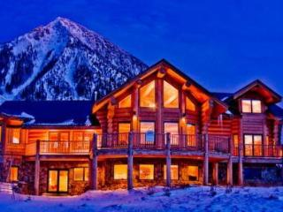 Gorgeous Log Home with Hot Tub! - Crested Butte vacation rentals