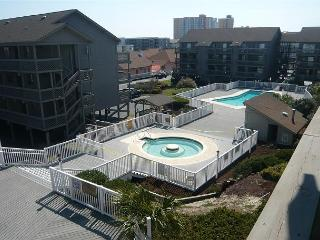 Great Deal for 2 Bedroom Vacation Rental with Balcony at Shipwatch Pointe I - Myrtle Beach vacation rentals