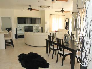Luxury New 2 Bedroom Condo Open Plan Sleeps 6 - Basseterre vacation rentals