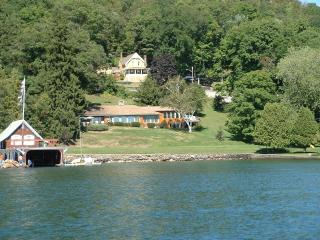 Best View on No. Lake George - 2 Lake front homes! - Ticonderoga vacation rentals