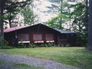 Rustic Log Cabin - Lake Placid vacation rentals