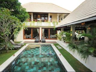 The BEAUTIFUL LANE VILLA Central,Classy 3 or 4 Bdr - Seminyak vacation rentals