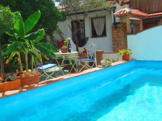 Spacious 4 bedroom village hse. Pool and terraces - Gaucin vacation rentals