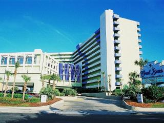 Fun-Filled Seaside Family Escape Oceanfront Condo - Myrtle Beach vacation rentals