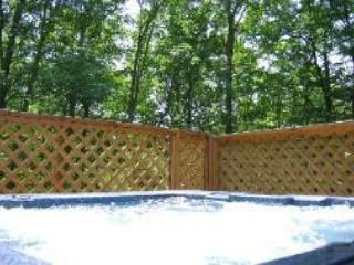 Mountainside Hideaway,walk to pool,hot tub,midweek - Bushkill vacation rentals