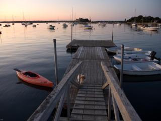 Waterfront Home: Tennis Court, 2 Decks, Boat Dock - Pocasset vacation rentals
