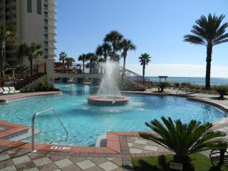 Gulf Front 2 Bedroom at Shores of Panama - Panama City Beach vacation rentals