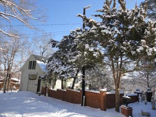 Romantic House with Deck and Internet Access - Eureka Springs vacation rentals