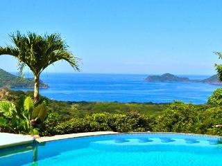 Luxury 4 bedroom Ocean View Villa - Playa Panama vacation rentals