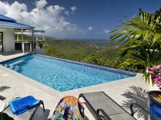 Bordeaux Breeze at Spice Hill, Bordeaux Mountain, St. John - Ocean View, Heated - Saint John vacation rentals