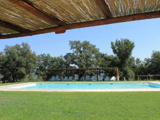 ROSSO APARTMENT panoramic terrace/ pool - Pergine Valdarno vacation rentals