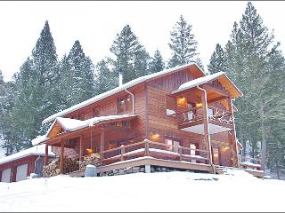 The Gallatin River is Right Outside - Great National Forest Views (1048) - Big Sky vacation rentals