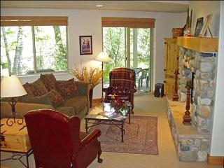 Close to River Run Lifts and Trail Creek - Fine Furnishings, Country Decor (1007) - Ketchum vacation rentals