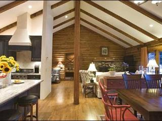 Lovely Ketchum Log Home - Grandly Appointed Lodging (1082) - Ketchum vacation rentals