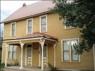 Large Historic Home Built in the 1800's - Perfect for Multiple Families (1034) - Crested Butte vacation rentals