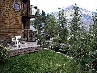 Perfect for a Family Vacation - Very Close to Shops and Restaurants (1035) - Crested Butte vacation rentals