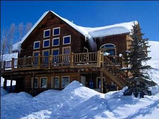 Seclude Mountain Home - Mountain Views (1008) - Crested Butte vacation rentals