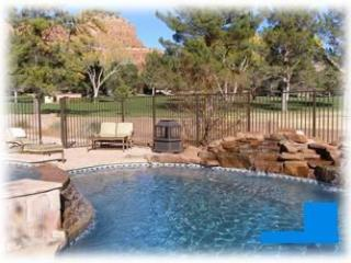 Lux Pool/Golf-1st Fairwy-Views Gunsight Rock-Wifi - Sedona vacation rentals