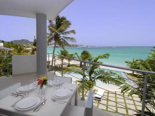 Paradise Found at Las Arenas - Beachfront Luxury! - Saint Martin-Sint Maarten vacation rentals