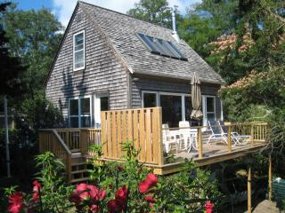 Waterfront on private bayside beach - Wellfleet vacation rentals