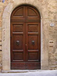 Spacious Tuscan Apartment in 15th Century Palazzo - Sarteano vacation rentals