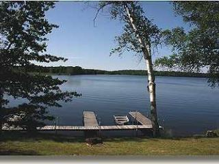 Panoramic lakefront views Large 3bdr. 2 ba. Lodge - Eagle River vacation rentals