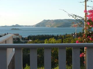 Luxury sea-view apartment II - Southern Dalmatia vacation rentals