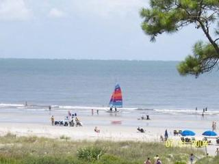 362 Sea Side Villa 1 Bedroom- steps from the beach - Hilton Head vacation rentals