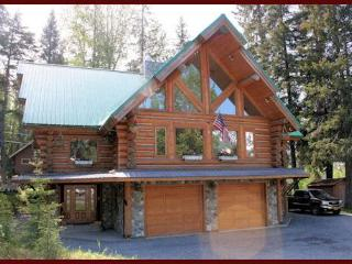 Girdwood Accommodations Custom Log Lodge-Like Home - Girdwood vacation rentals