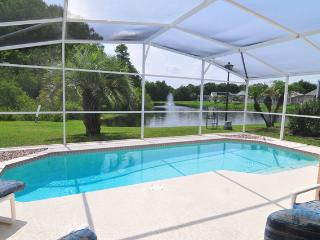 CHATHAM PARK (2689CC) - Charming 3BR 2BA Pool Villa, overlooking lake, Games room - Kissimmee vacation rentals