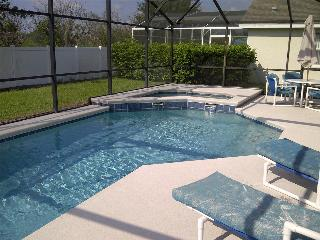Bass Lake Estates -(4444GHL)  Spacious 4BR Home Pool & Spa, close Disney - Kissimmee vacation rentals