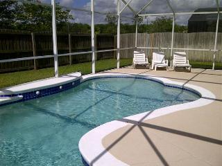 Eagle Pointe -4 Bedroom Pool Home with a Private Fenced Backyard - Kissimmee vacation rentals