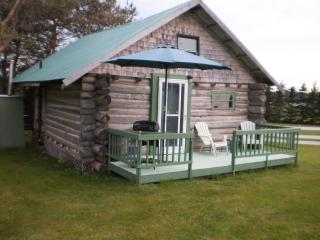 Island Life, Brackley Beach, 2 Bedroom Log Cabin - Brackley Beach vacation rentals